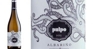 Casa Rio Verde Vinho Branco Pulpo Albarino 2015 Pagos del Rey