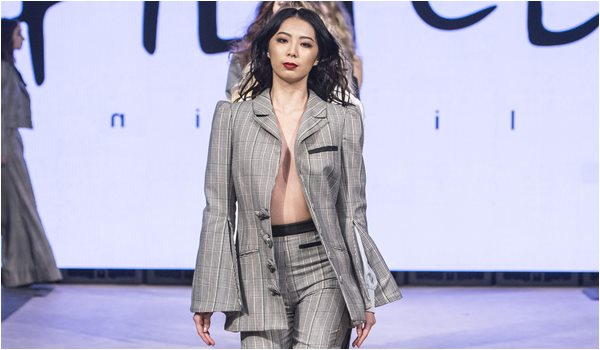 Filici nicfil by Nicola Filice VFW Vancouver Fashion Week FW19
