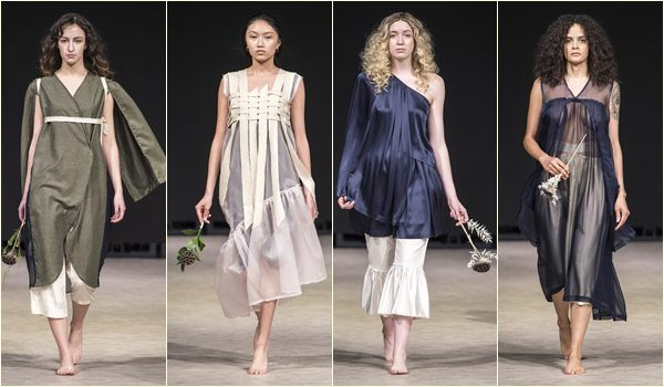 The House of AmZ VFW Vancouver Fashion Week FW19