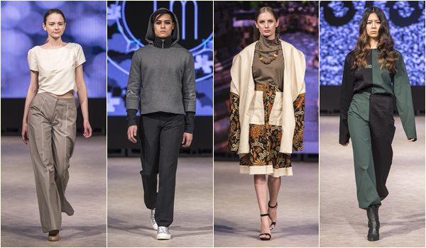 VCC Vancouver Community College Vancouver Fashion Week 2019