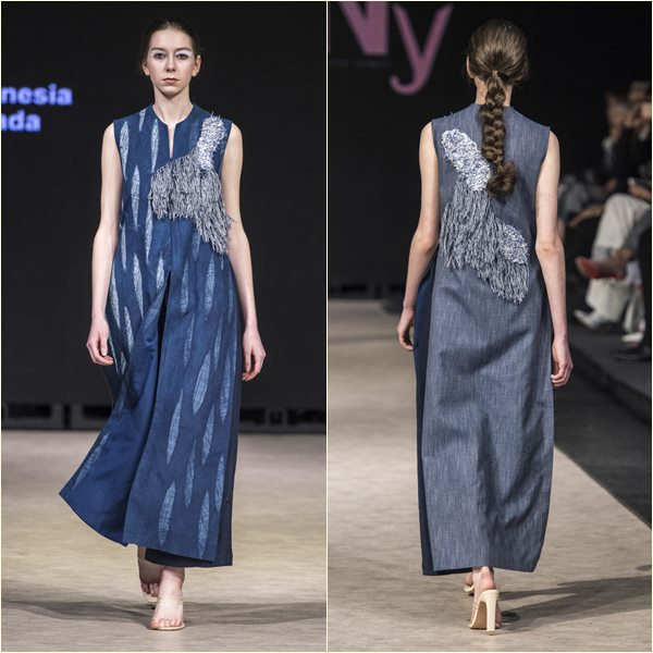 Novita Yunus VFW Vancouver Fashion Week