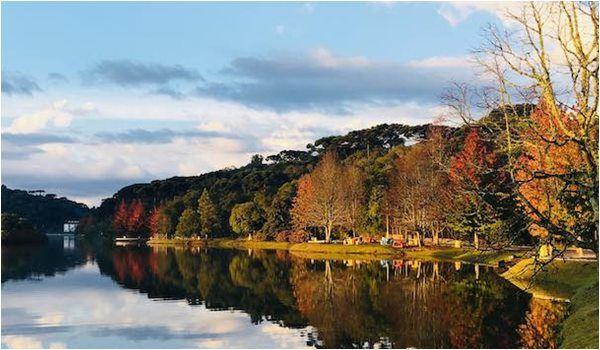 Lago Sao Bernardo Sao Francisco de Paula - Foto Cecilia Sanchez