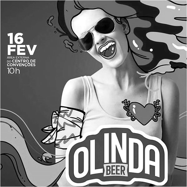 Line up Olinda Beer 2020
