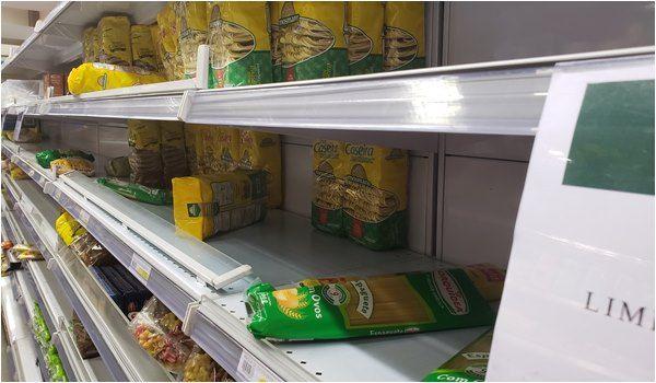 CoronaVirus no Rio Grande do Sul : decreto decalamidade pública  determina providências a supermercados